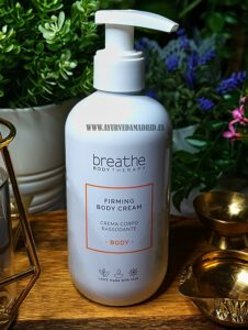 Crema reafirmante Naturalmente Breathe